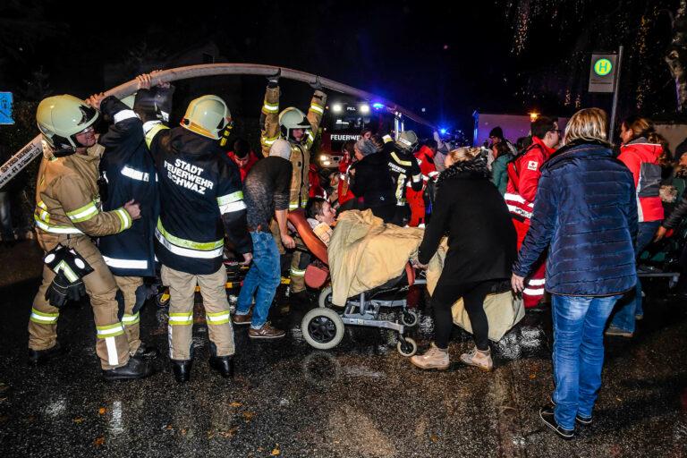 Brand Altersheim in Schwaz