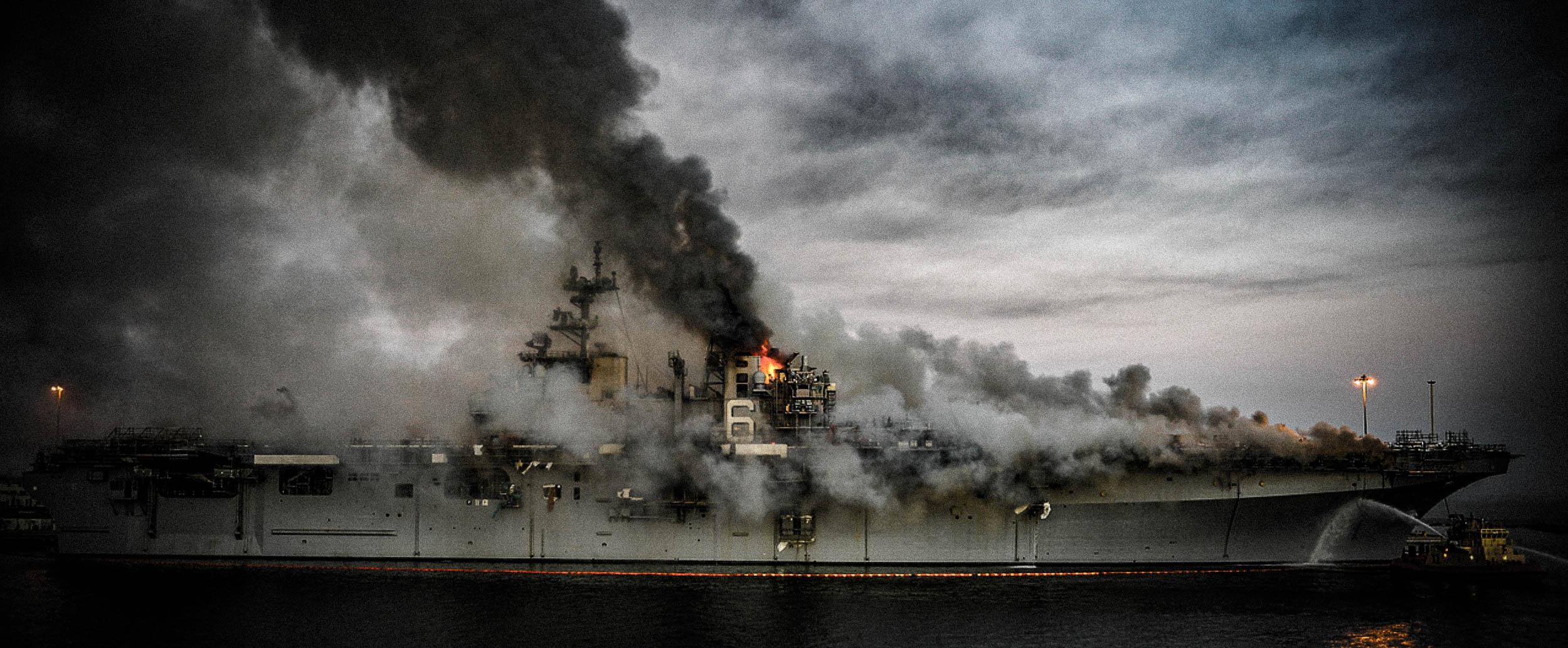BHM-05 2020 Reportage Im Krieg gegen die Flammen