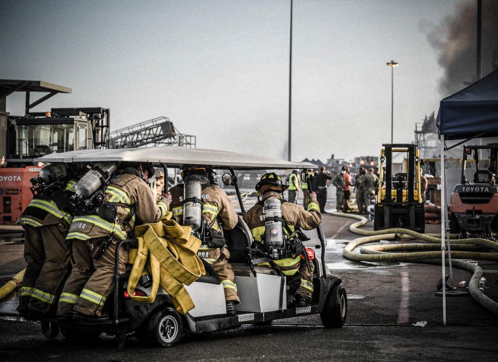 BHM-05 2020 - Reportage Im Krieg gegen die Flammen
