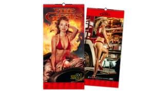 BHM FireGirls Kalender 2021